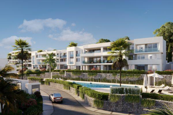 3-4 Bedroom, Apartments For Sale in Marbella