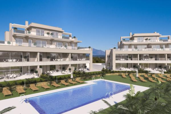 2-3 Bedroom, Apartments For Sale in San Roque | Cadiz